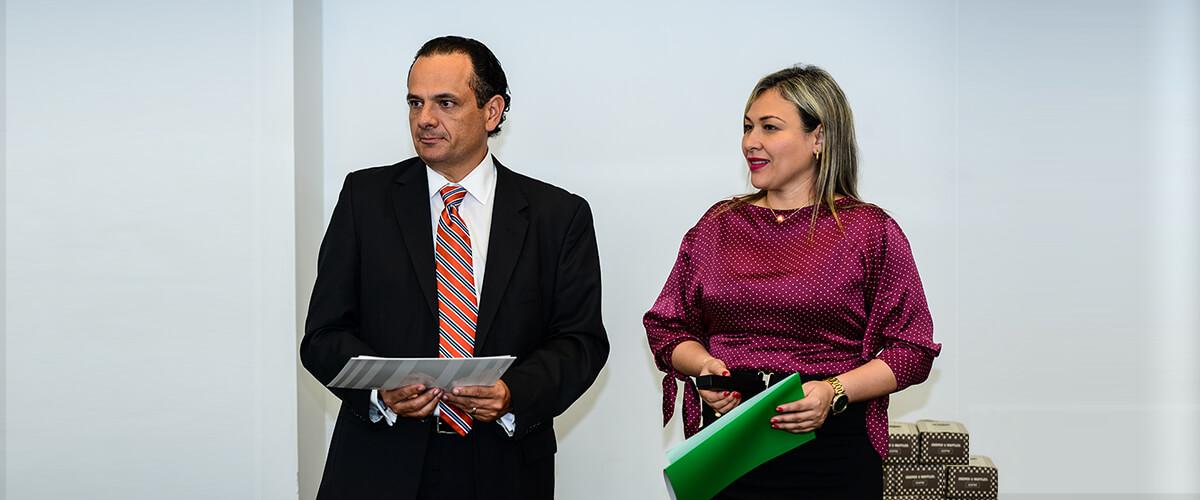 Foto de Francisco Ruiz y Arelis Arrieta