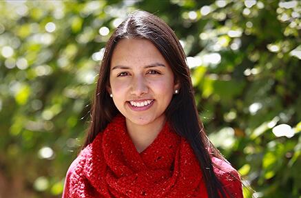 Natalia Herrera - Estudiante de medicina