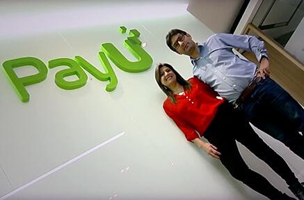 Donantes a Quiero Estudiar: José Fernando Vélez y Ana María Sandoval de PayU