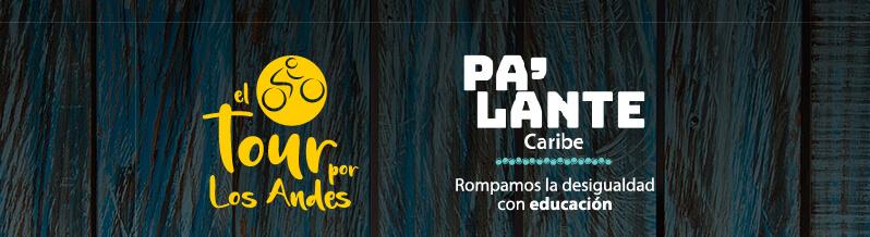 Imagen relacionada a la campaña Pedalea en el Tour de Los Andes