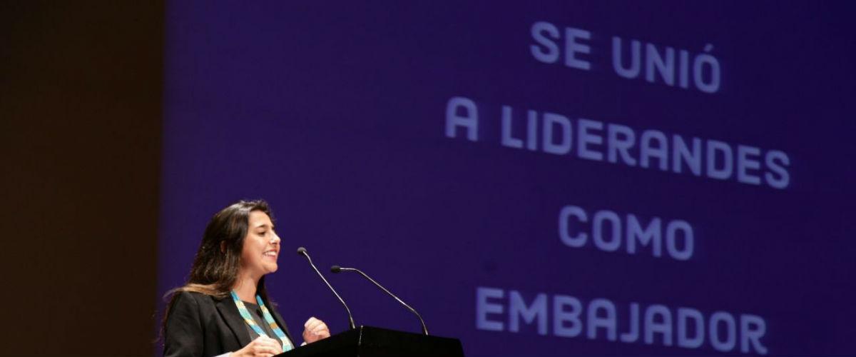 Lanzamiento de la Campaña LiderAndes 2018.